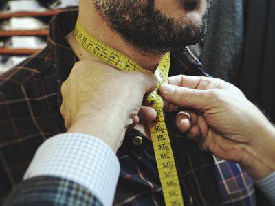 medidas, costura, moda, hombre, camisas, confección, bespoke, artesanal